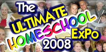 Ultimate HomeSchool Expo 2008!